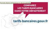 Logo tarifs bancaires