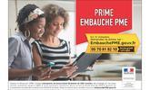 50 000 entreprises et associations franciliennes déjà bénéficiaires de la prime Embauche PME
