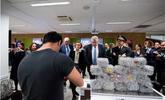 DOUANES - 4e Journée nationale de destruction de contrefaçons : 1,2 millions d'articles saisis en 2015 en Île-de-France