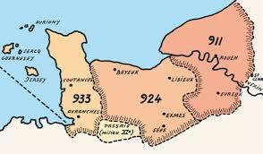 HISTOIRE ABRÉGÉE DE L'ÉGLISE - PAR M. LHOMOND – France - 1818 - DEUXIEME PARTIE ( Images et Cartes) Normandie-924-933_reference