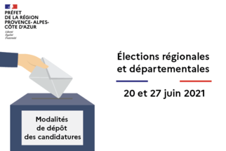 Elections Regionales Et Departementales 2021 La Prefecture Et Les Services De L Etat En Region Provence Alpes Cote D Azur